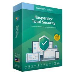 PROG. ANTIVIRUS KASPERSKY TOTAL SECURITY  3U _____ ..Cód: 2216